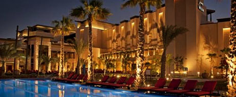 Emirty, Golf v Abu Dhabi - Westin Abu Dhabi Resort*****