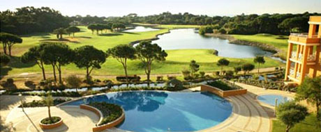 Portugalsko - Lisabon, Golfov pobyt Quinta da Marinha Hotel Golf Resort*****