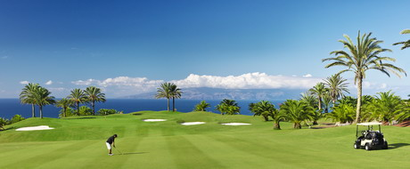 panlsko - Tenerife -  Luxusn Abama Golf & Spa Resort
