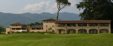 It�lie - Golf Tosk�nsko Poggio dei Medici Golf Resort & Spa + golf ka�d� den