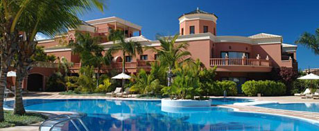 panlsko - Tenerife, Las Madrigueras Golf Resort & Spa*****
