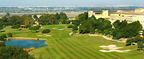 panlsko - Costa de la Luz, Barcel Montecastillo Golf*****