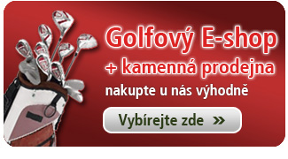 Golfov vybaven, golfov obchod, golfov hole, sety