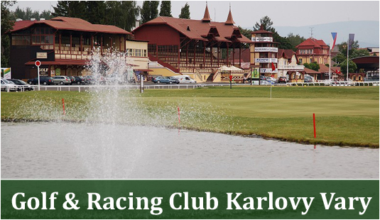 H�i�t� - CITY GOLF & RACING CLUB Karlovy Vary