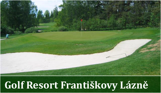 H�i�t� - Golf Resort Franti�kovy L�zn� k.s.