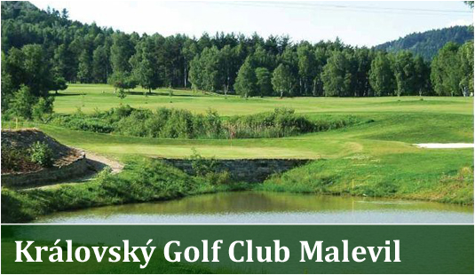 Hit - Krlovsk Golf Club Malevil 